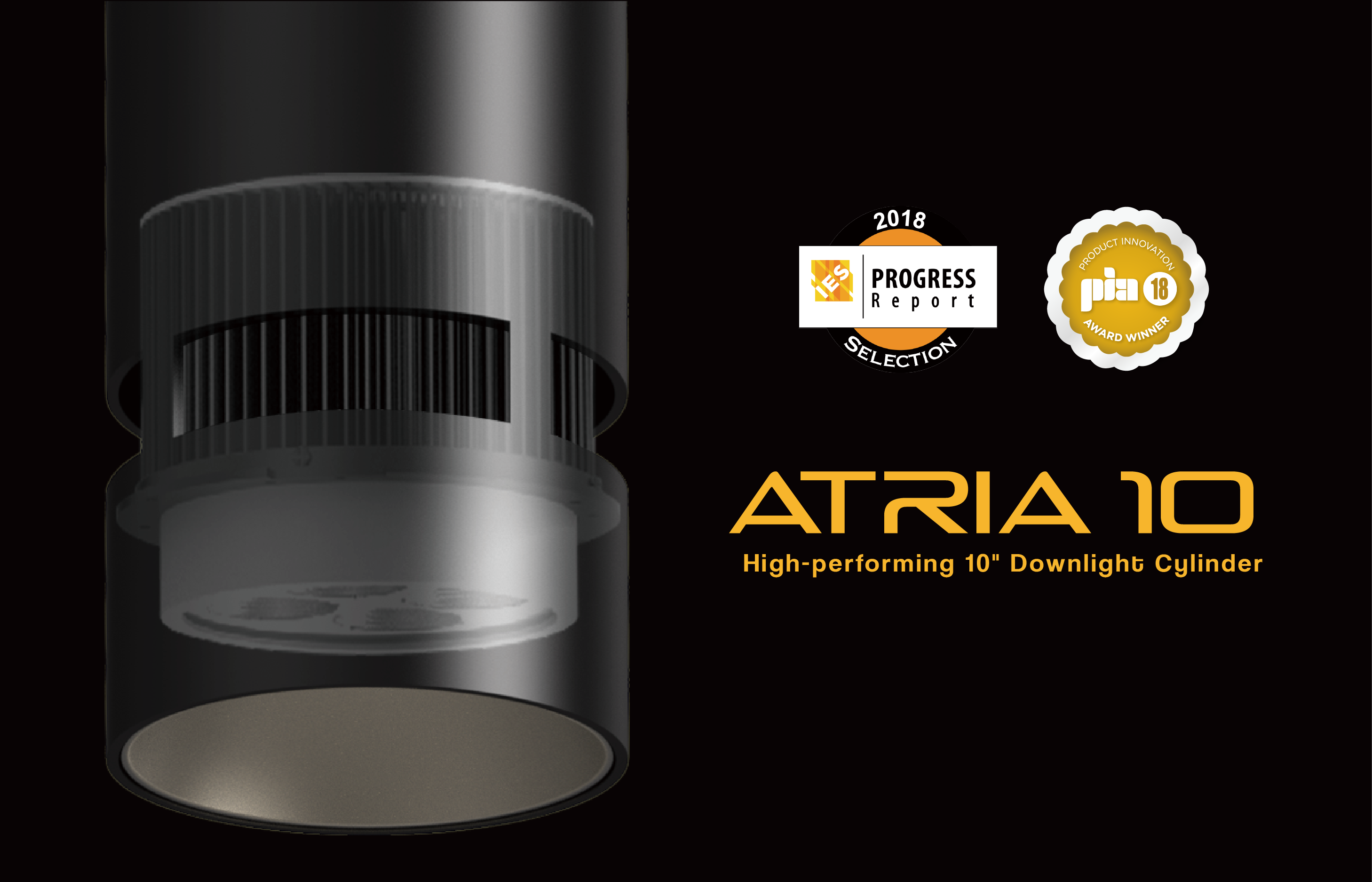 Atria 10 IES Progress Report 2018 Winner