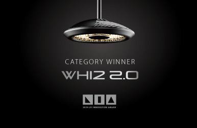 Whiz 2.0 LFI Innovation Award Category Winner