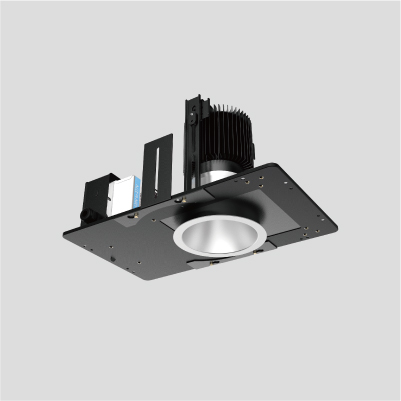 Rev 4 Recessed Downlight from Meteor Lighting