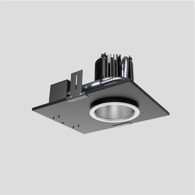Rev 6 Recessed Downlight from Meteor Lighting