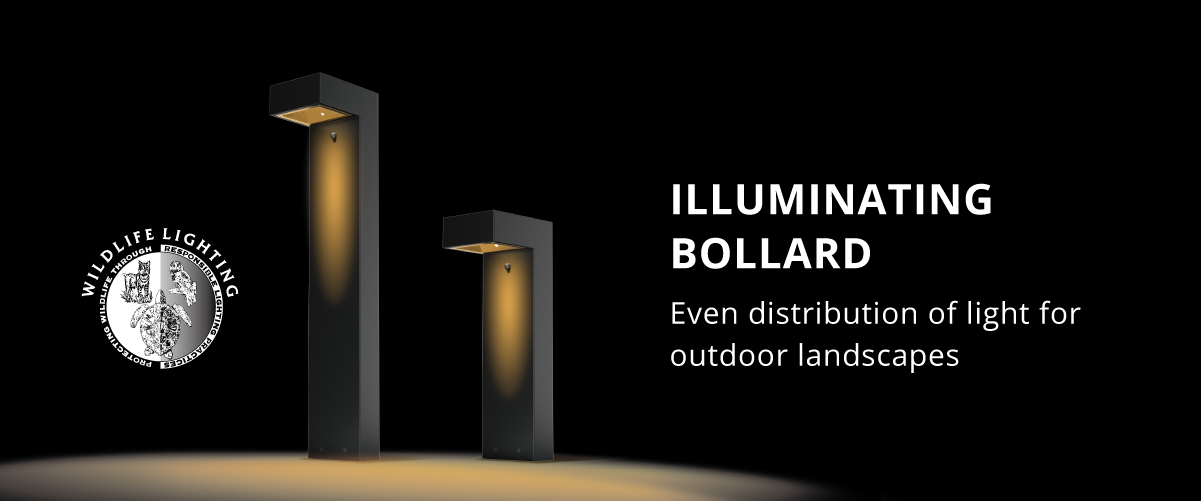 Meteor Lighting SP-7 Solar LED Bollard